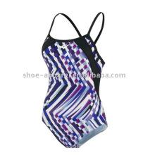 2014 New design women one piece swimsuit,swimwear women