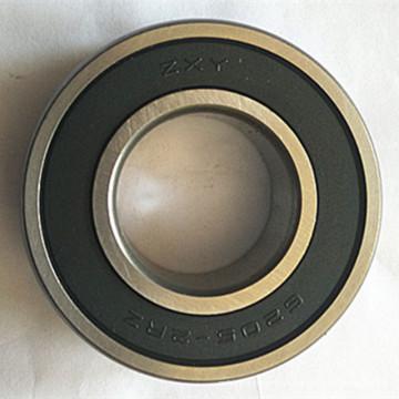 Rolamento de esferas profundo do sulco da alta qualidade 6205 ZZ 2RS para o barramento do dongfeng