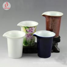 Jingdezhen, porcelana, chá, jogo, padrões, água, jarro