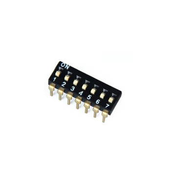DIL-07 Interruptor DIL -Pitch 1.27mm dip switch