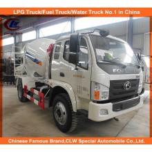 Foton Self Loading Concrete Mixer Trucks 6cbm for Sale