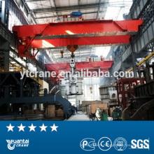 portique de levage l'usine en plastique moules grue pour Steel Works