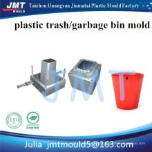 heiße Verkäufe Plastikeinspritzung-Abfalleimerform