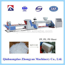Plastic sheet extruder, plastic extruders for sale