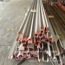 Steel U Channel Cold Rolled Q345 Metallurgy Steel Products