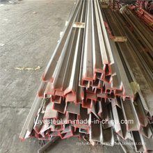 Steel U Channel Cold Laminado Q345 Metalurgia Aço Produtos