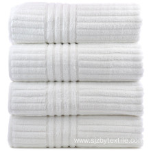Hotel High Quality 100% Cotton Facial Bath Towel