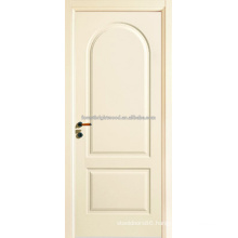 White Primed Two Panel Arc Top Swing opening Interior MDF Doors