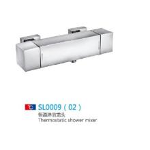 Torneira clássica de latão de chuveiro escondido com desviador em alta qualidade