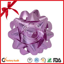 Organza Ribbon Gift Packing Bows for Wholsale