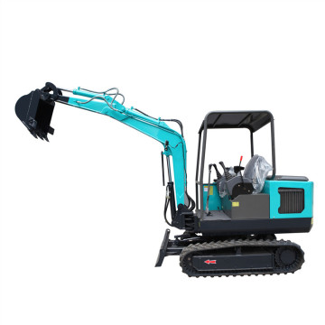 4 Ton 1000kg Small 2.2t Hydraulic 9 Hp Mini 1,2t Crawler With Cab China All 500kg Home Excavator