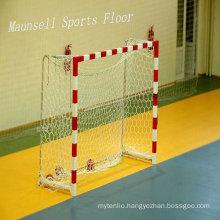 Plastic Indoor Sports Flooring Surface for Handball / Basketball
