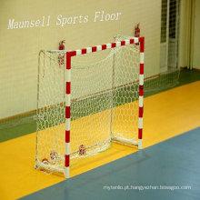 Superfície de revestimento plástica dos esportes internos para o handball / basquetebol