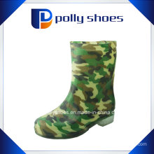 Comfortable Rain Boots Children Rain Shoes with Printing