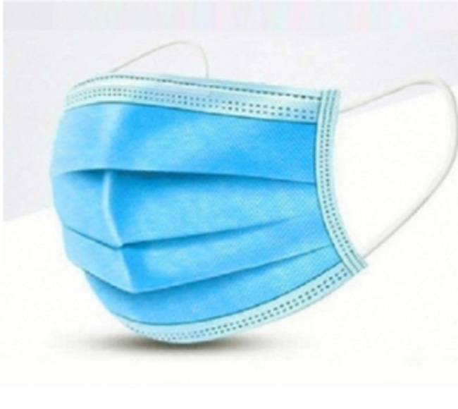 Disposable Medical 3 Layer Mask 10