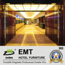 Painéis de parede de madeira decorativos em MDF (EMT-F1202)