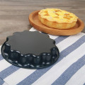 Antihaft-Kuchenformen Blumenmuster Backen Pizza Pan Kuchenform