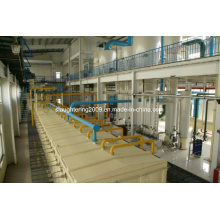 Edible Oil Extraction Equipment, Edible Oil Crushing Equipment, Oil Leaching Turn Key Project for Soybean, Canola, Sunflower, Palm Cake
