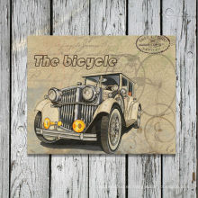 Vintage Old Car Canvas Prints