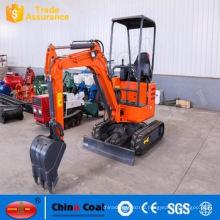 2017 China Coal 1.8 T mini excavator