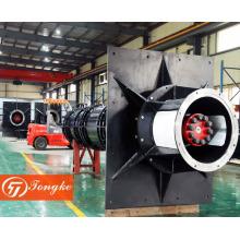 Вертикальный турбинный насос для промышленного предприятия