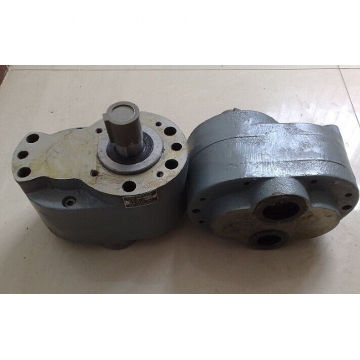 Small volume micro hydraulic gear oil pump