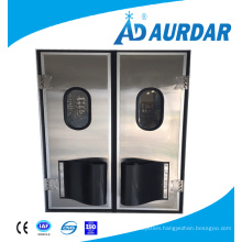 Hot selling cold room crash free gate, swing door for cold room with low price