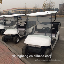Chinese 4KW electric utility vehicle with CE certification for sale