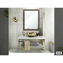Подвеска золотого цвета, подвесная, 3мм, 5мм, серебряное зеркало для ванной