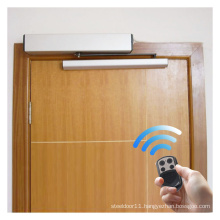 Touchless automatic door swing gate opener operator for residential