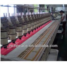 Intercalamento fusível para máquina de bordar