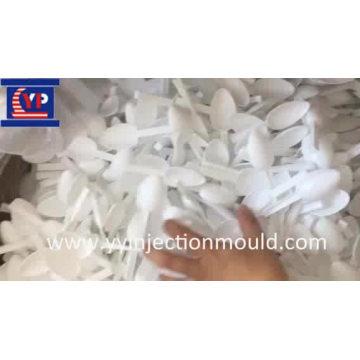 Plástico descartável Garfos Facas Colheres Festa de Aniversário de Casamento Fabricante de Moldes de Injecção de Talheres