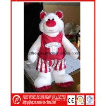 Customizing Plush Mascot Toy for Club, Basketball Team, Footable Team