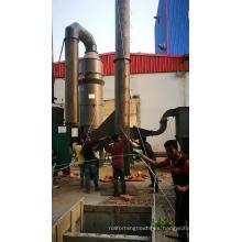Industrial High Temperature Coal Rice Husk Steam Boiler