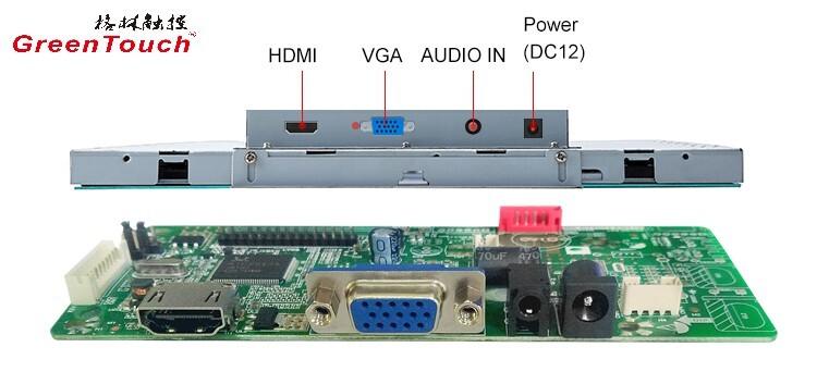VGA+HDMI