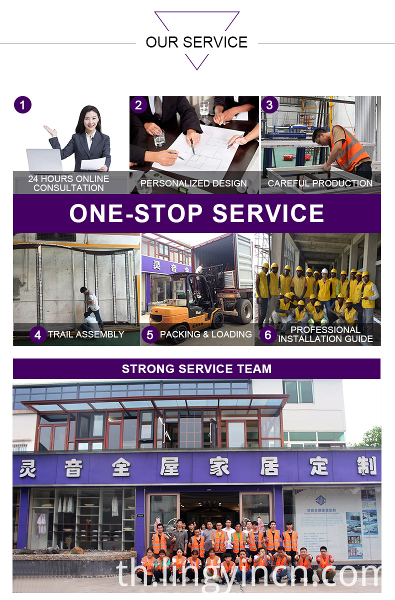 8 Our Service