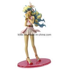 Figura de juguete de plástico Anime Honey