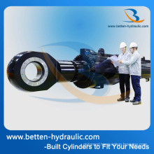 Heavy Duty Standard Hydraulic Cylinder for Construction Vehicle