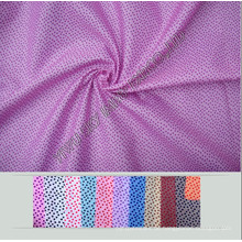 Heißer Verkauf Lager 100% Polyester Gedruckt Mikrofaser Stoff 80GSM Breite 150 cm für Heimtextilien