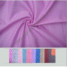 Tissu 100% de polyester microfibre imprimé par vente chaude 100GSM Largeur 150cm pour Hometextile