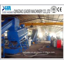 Línea de reciclaje plástica de alta calidad de la planta de reciclaje del animal doméstico de la máquina que recicla