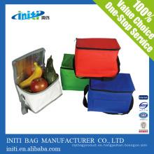 Alta calidad personalizada no tejidas nevera bolsas / caminando nevera bolsa