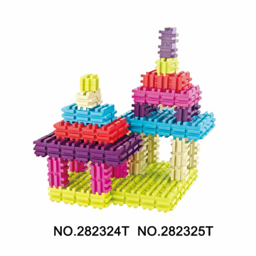 Juego educativo de aprendizaje Solid blocks 40 PCS