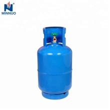25LBS dominica com garrafa de cilindro de gás propano de gás lpg fogão