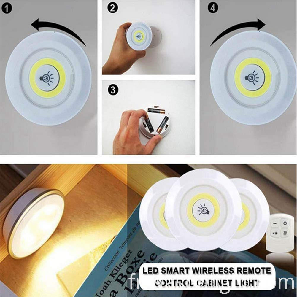 Led Puck Light