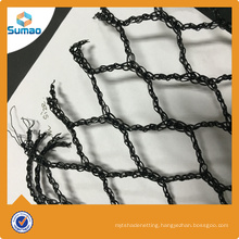 Agricultural bird nylon net made of round wire hdpe for sale
