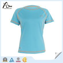 China Manufacturing Couple Blank T Shirt Cheap T Shirt