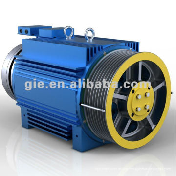 CE approved lift motor