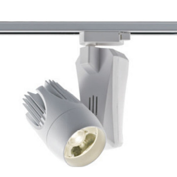 Monopoint LED haute tension 35W Rail d'éclairage