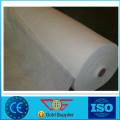 Couche de membrane à géotextile thermodurcissable en polyester non-tissé en fil continu